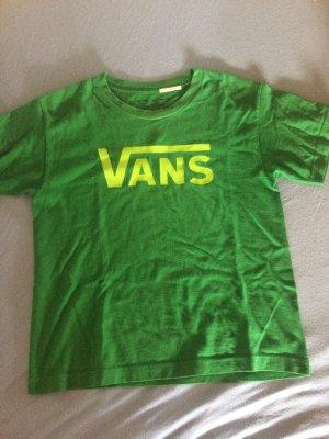 Grünes Shirt von Vans