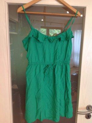 Grünes Sommeekleid H&M