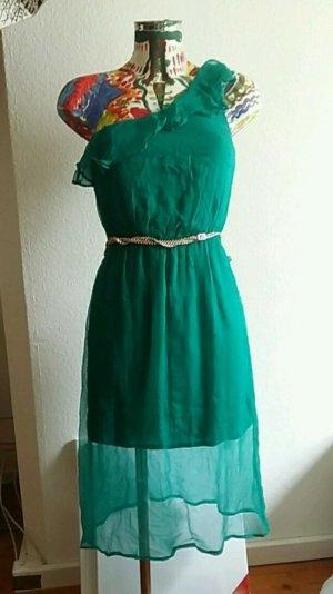 Grünes Sommerkleid