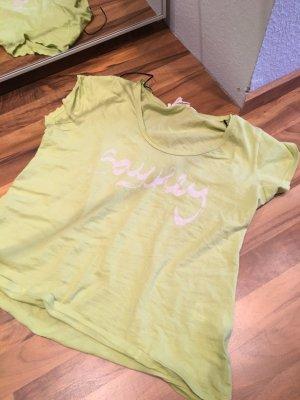 Grünes T-Shirt in L !