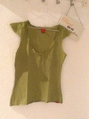Grünes T-Shirt von CASTRO in Gr. S