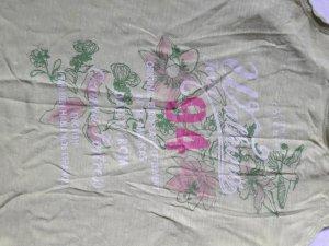 Grünes Top von H&M mit Print