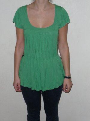 grünes Top von H&M (tailliert)