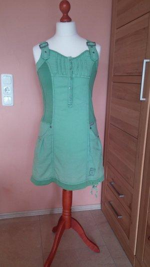 Grünes Trägerkleid der Marke s`questo in Gr. 36