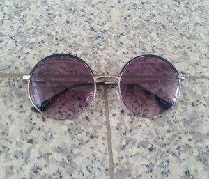 Grunge Sonnenbrille mit runden Gläsern
