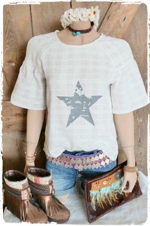 Grunge Star Stern Tunika