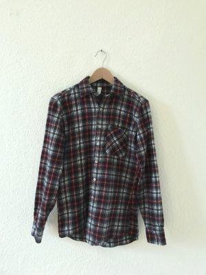 Grunge Style American Apparel Flannel Shirt