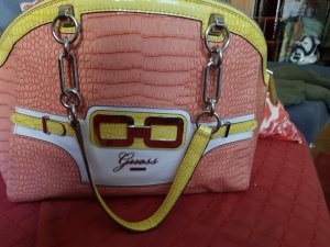 Guess Sac Baril multicolore faux cuir
