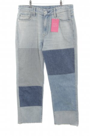 Gstar 7/8 Jeans himmelblau Casual-Look
