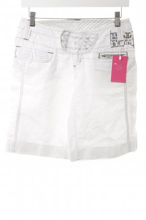Gstar Bermuda blanco look casual