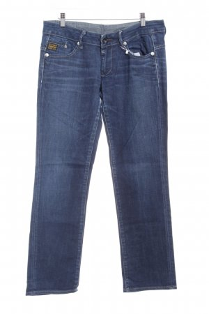 Gstar Boot Cut Jeans dunkelblau-blau Casual-Look