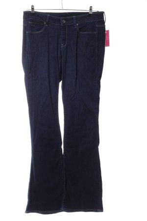 Gstar Boot Cut spijkerbroek blauw casual uitstraling