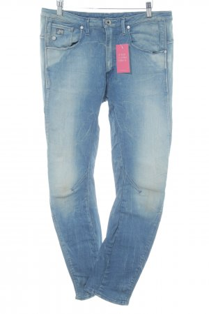 Gstar Boyfriend Jeans cornflower blue casual look