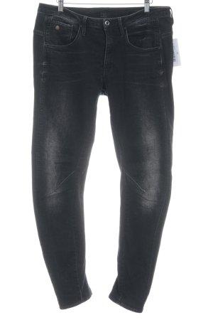 Gstar Boyfriend jeans zwart casual uitstraling