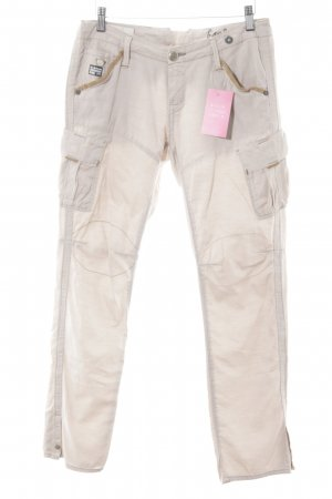 Gstar Chinohose beige Casual-Look