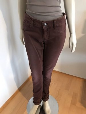 Gstar Tube Jeans brown red