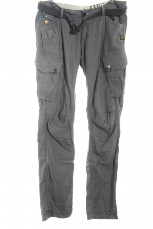 Gstar Five-Pocket-Hose grau Casual-Look