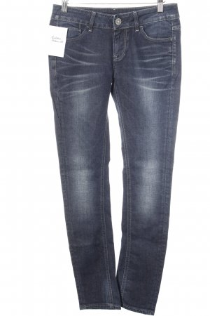 Gstar Low Rise Jeans dark blue casual look