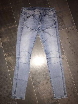 GStar Jeans hellblau Gr. 26 / 30
