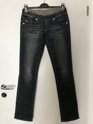 GStar Jeans mit niedrigem Bund Gr. 28/34