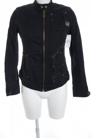 Gstar Denim Jacket black casual look
