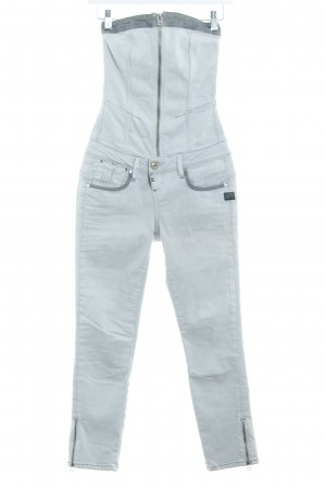 Gstar Jumpsuit hellgrau Casual-Look