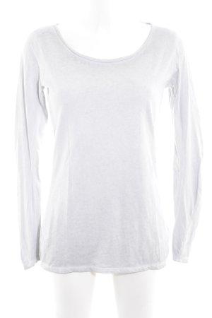 Gstar Camisa larga gris claro-color plata degradado de color look Street-Style