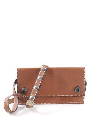 Gstar Mini Bag cognac-coloured casual look