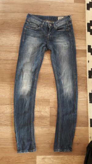 GStar Raw 3301 G-Star Jeans Skinny Slim Fit Röhre Tapered Used Look
