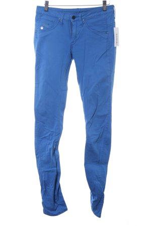 Gstar Röhrenjeans blau Casual-Look