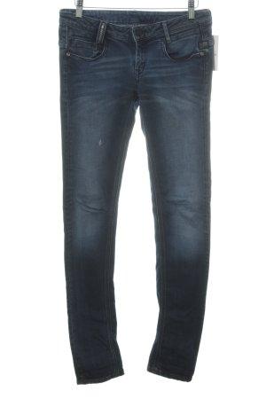 Gstar Skinny Jeans blau Casual-Look