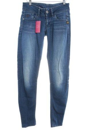 Gstar Skinny Jeans blau Jeans-Optik