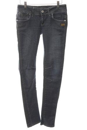 Gstar Skinny Jeans dunkelblau Casual-Look