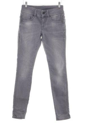 Gstar Skinny Jeans grau Casual-Look