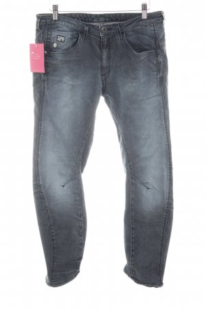 Gstar Skinny Jeans graublau Casual-Look