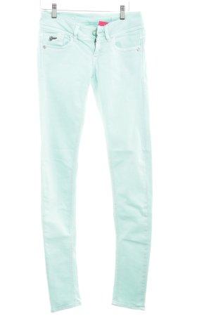 Gstar Skinny Jeans hellblau Casual-Look