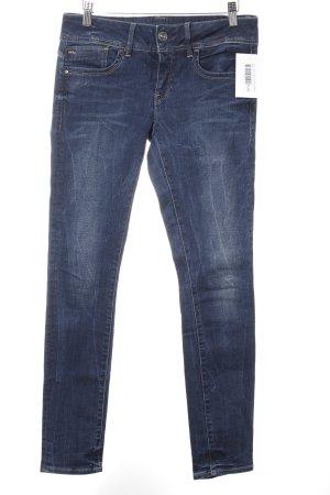 """Gstar Skinny Jeans """"LYNN MID SKINNY"""" blau"""