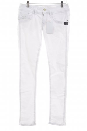 Gstar Skinny Jeans weiß Casual-Look
