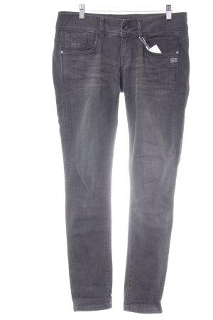 Gstar Slim Jeans anthrazit Casual-Look