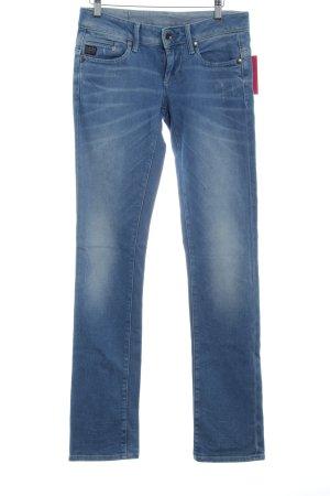 Gstar Slim Jeans blue casual look