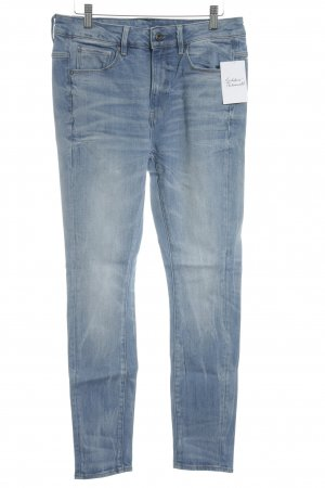 Gstar Slim Jeans blau Casual-Look