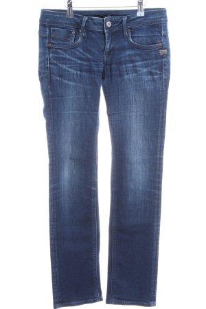Gstar Jeans slim fit blu stile casual