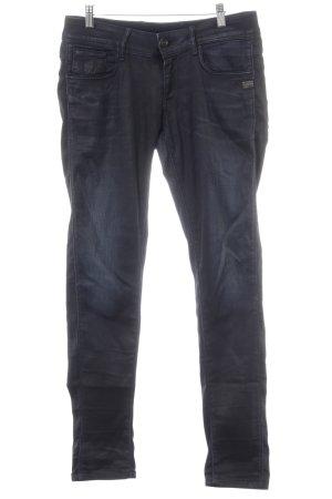 Gstar Slim Jeans dunkelblau Casual-Look