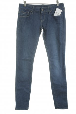 Gstar Slim Jeans dunkelblau Street-Fashion-Look
