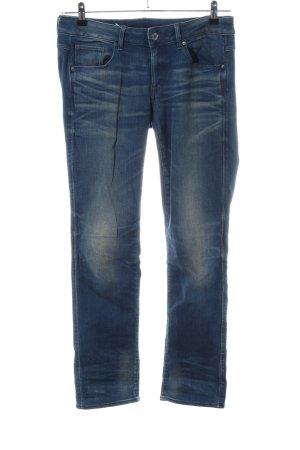 Gstar Slim Jeans blau Casual-Look