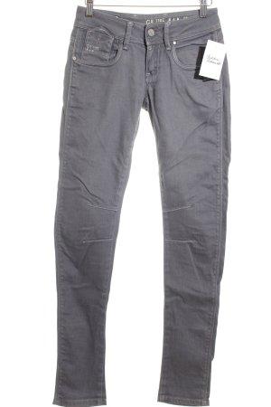 Gstar Slim Jeans grau Street-Fashion-Look