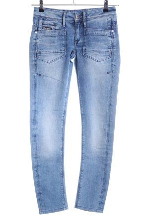Gstar Stretch Jeans blau Casual-Look