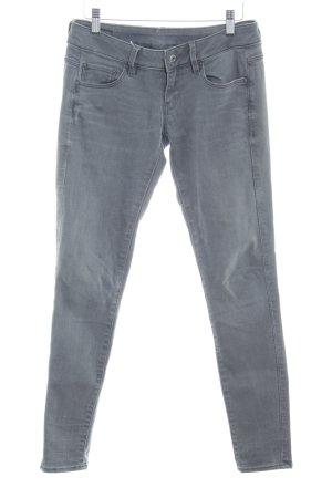 Gstar Stretch Jeans grau Jeans-Optik