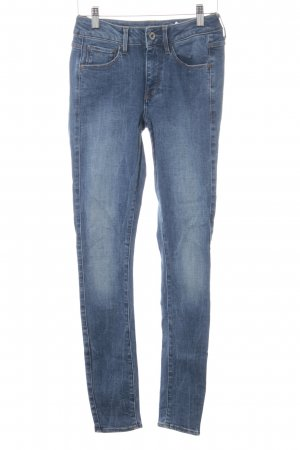 Gstar Stretch Jeans himmelblau Jeans-Optik