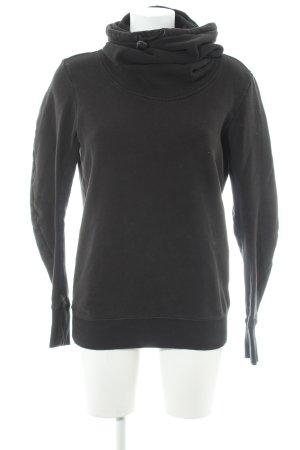 Gstar Sweatshirt schwarz Casual-Look